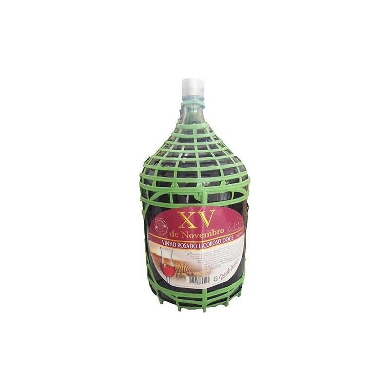 Vinho Rosado Licoroso 4,5 L - XV de Novembro