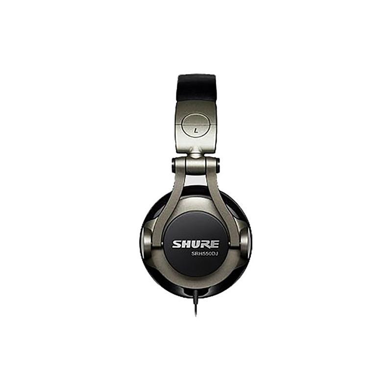 Shure Fone De Ouvido SRH 550 DJ 9698