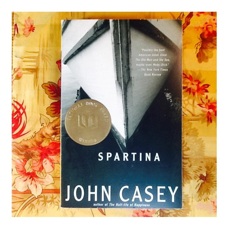 John Casey.  SPARTINA.
