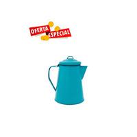 Cafetera 2 Lts Turquesa Tres Classic  Cinsa 368136