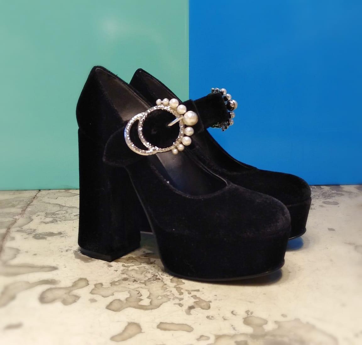 Zapato 1500 Negro