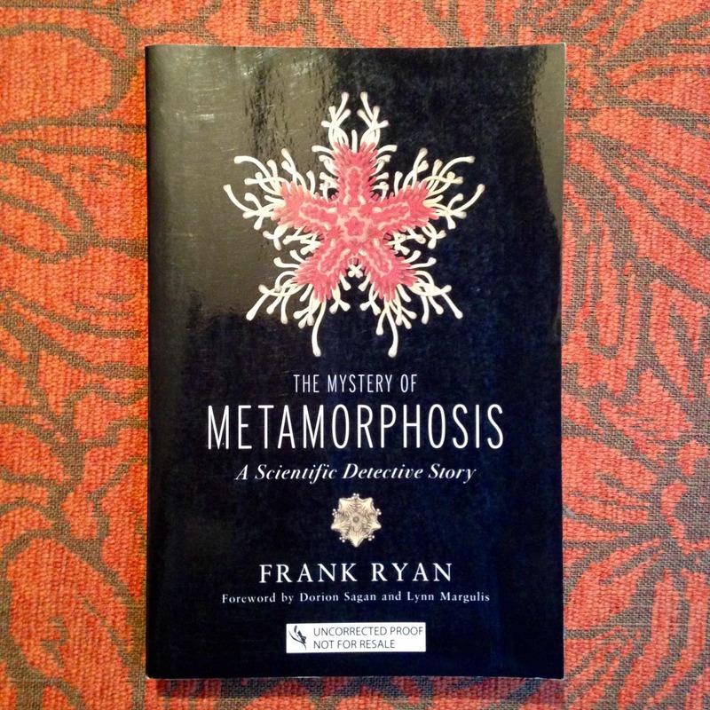 Frank Ryan. THE MYSTERY OF METAMORPHOSIS.
