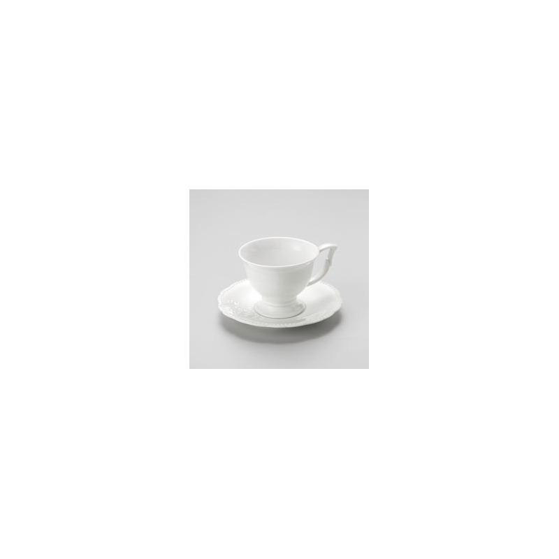 Jogo 6 Xícaras para Cha Queen de Porcelana 200ml - Lyor - 4107013