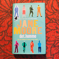 Jane Moore.  DOT.HOMME.
