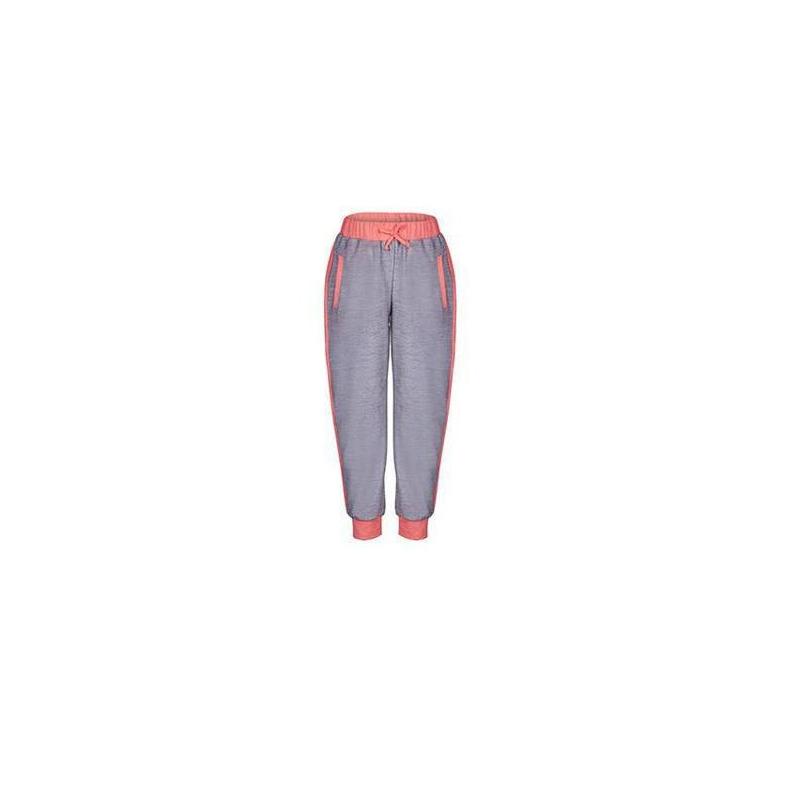 Pantalón gris y rosa  007019