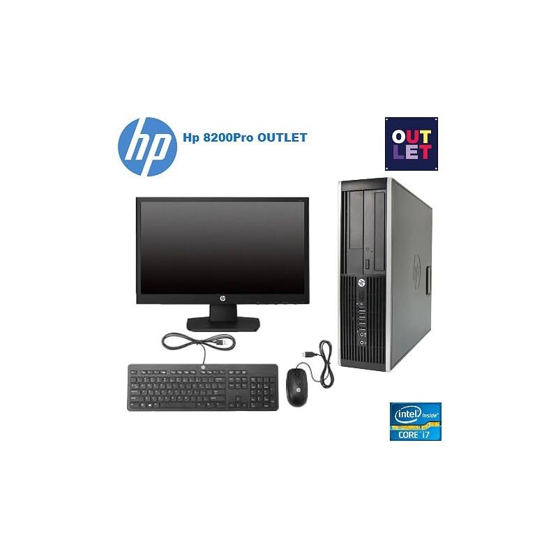 Desktop Hp 8200 Pro Outlet Intel Core i7