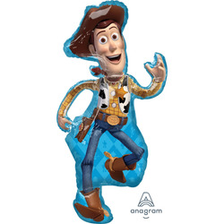 globo toy story woody 35cm sin inflar...