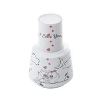 Moringa 425ml com Caneca 80ml Night/Love - Bon Gourmet 3102772