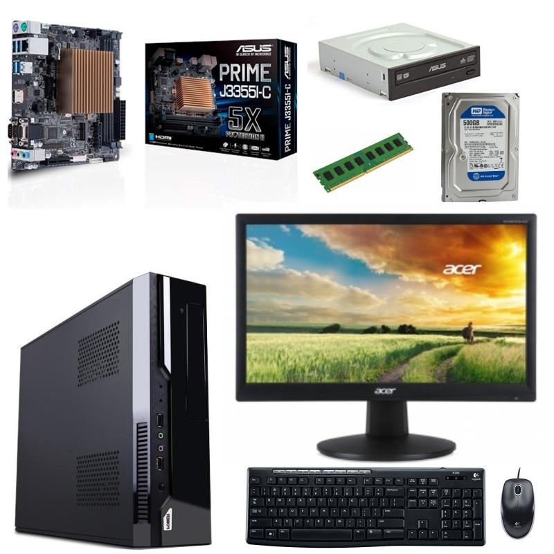 Computadora Ensamblada SMC J3355