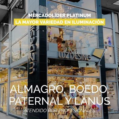 Colgante Globo 1 Luz Celeste Aarhus M Moderno Apto Led Cie