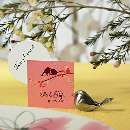 Indicador de sitio Love Bird