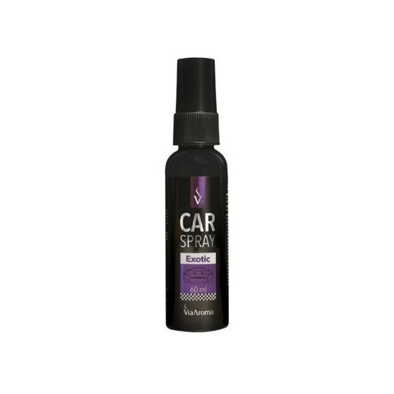 Car Spray Exotic - 60ml - Via Aroma