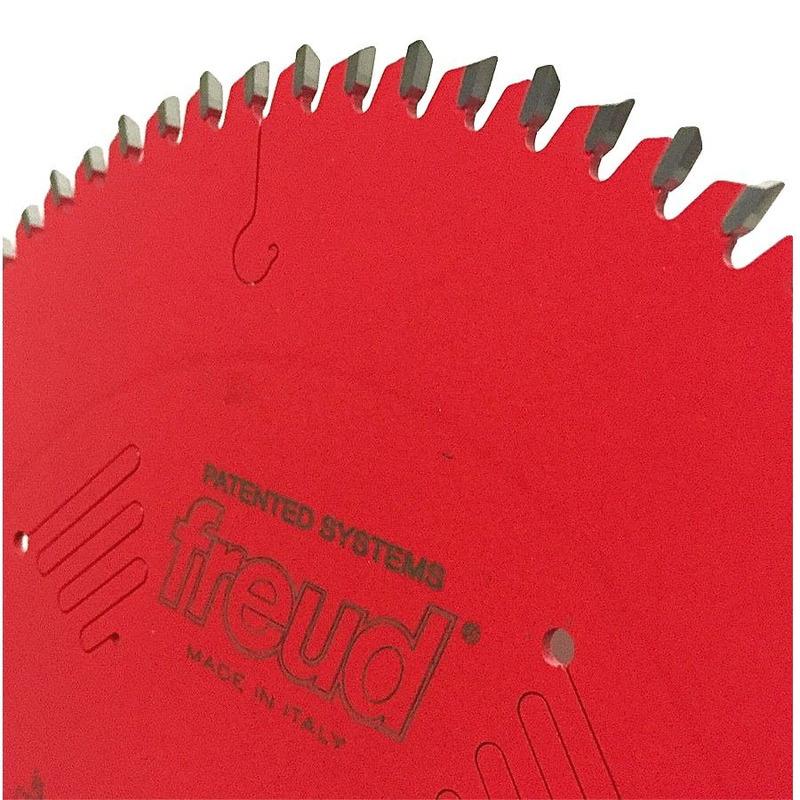 """Disco de Serra 250 mm (10"""") 80 Dentes para MDF REVESTIDO - L"""