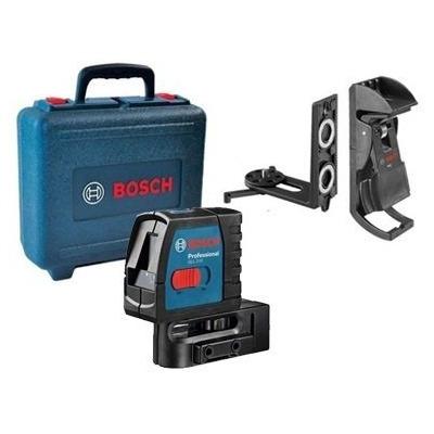 Nivel laser bosch autonivelante gll 2 15 maletin soporte for Nivel laser autonivelante