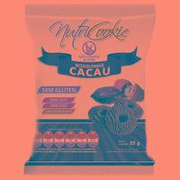 Rosquinhas NutriCookie de Cacau Sem Gluten 35g - NutriPleno