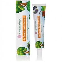 Gel Dental Herbal Infantil - 50g - Phytoterapica