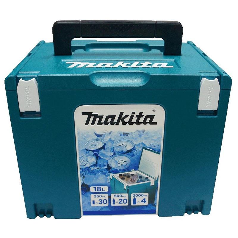 Cooler / Maleta Térmica Tipo 3 - 11 Litros - 198254-2 - Makita