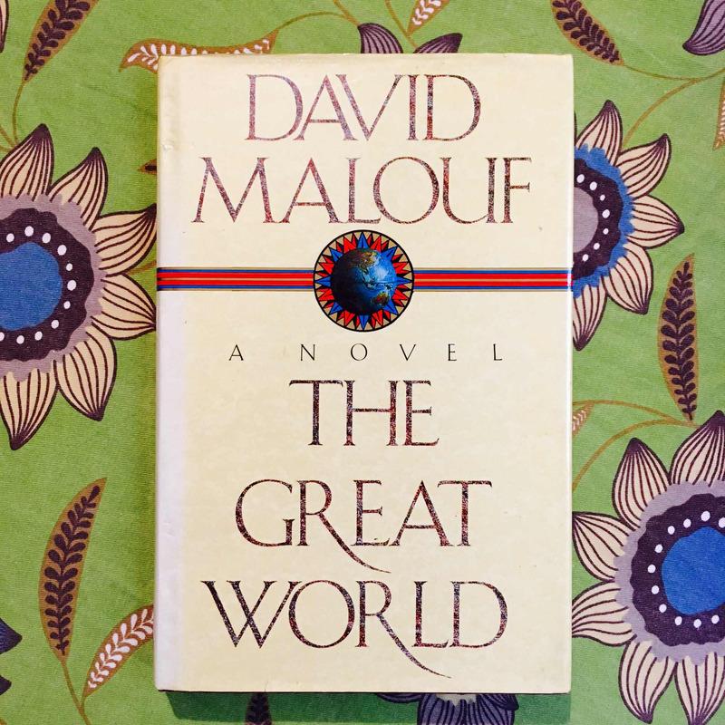 David Malouf. THE GREAT WORLD.