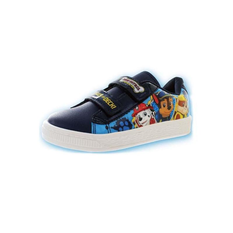 Sneakers Paw Patrol marino T06004