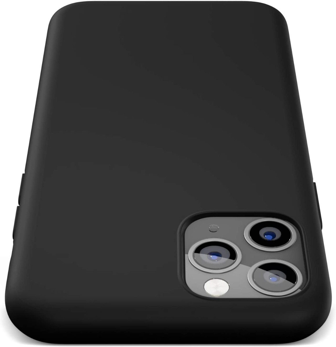 FUNDA SLIM TPU NEGRA IPHONE 11 PRO MAX