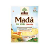 Sopa Mada Mandioquinha+Ervas+Quinua+Linhaca- 17g Mae Terra
