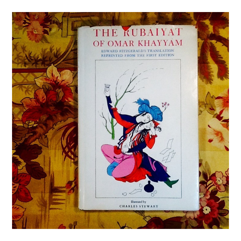 Omar Khayyam.  THE RUBÁIYÁT (translated by Edward Fitzgerald).