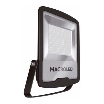 Reflector Led Macroled Proyector 200w Bajo Consumo Ip65