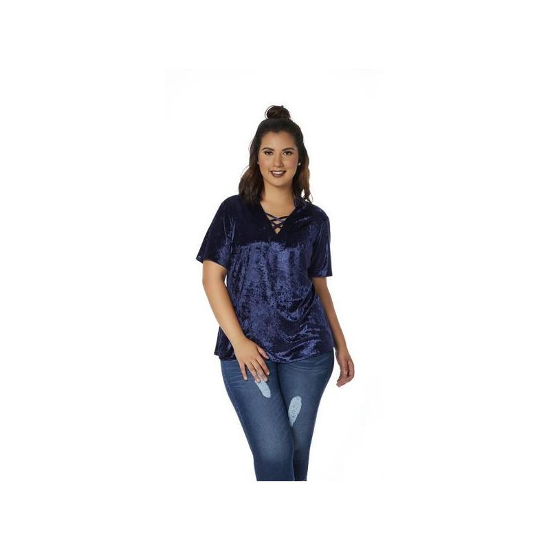 Blusa marino manga corta 011809