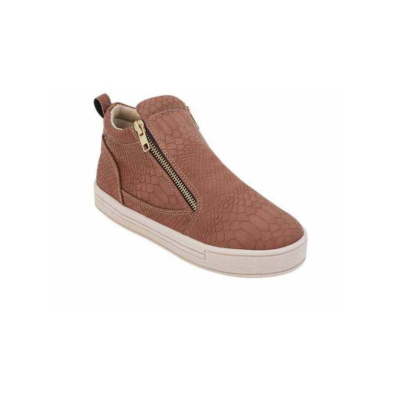Sneakers camel textura 017509