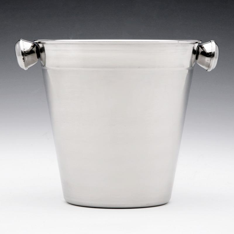 Balde para Gelo 14 Cm em Alumínio - Bon Gourmet 3104703