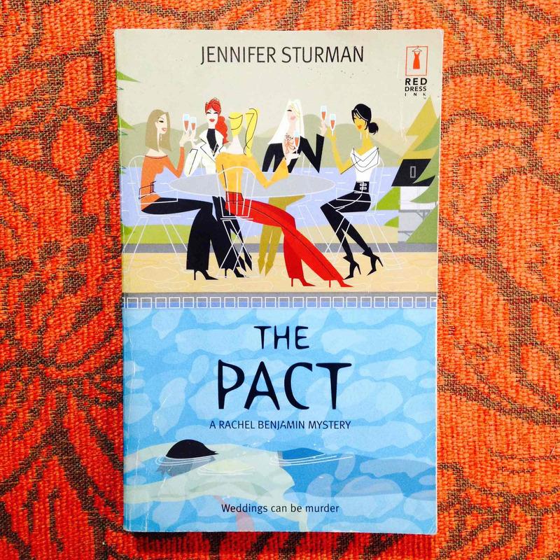 Jennifer Sturman.  THE PACT.