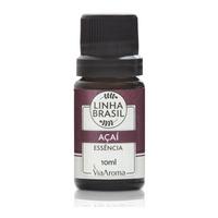 Essencia Acai - 10ml - Linha Brasil - Via Aroma