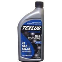 Aceite Sintetico para Motos Texlub 5W40 946ml TL540