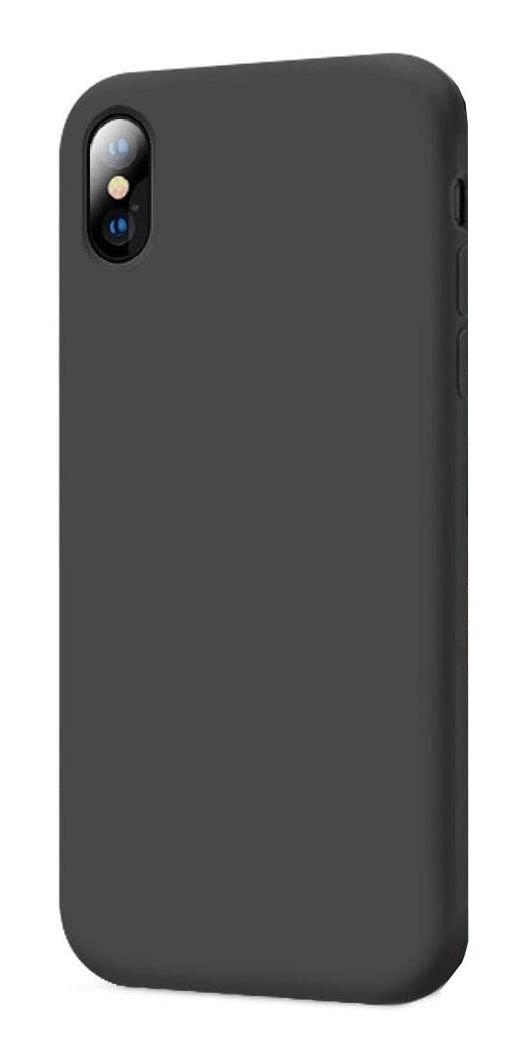 FUNDA SLIM TPU NEGRA IPHONE XS MAX