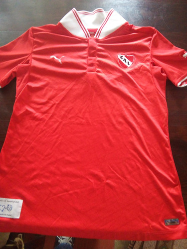 Camiseta De Independiente Puma Oficial Niño 4d3dc637fcddb