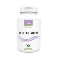 Oleo de Alho - 60 Capsulas 250mg - Vital Natus