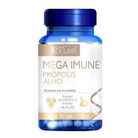 Mega Imune Propolis e Alho 500mg 30caps - Dr. Lair - UpNutri
