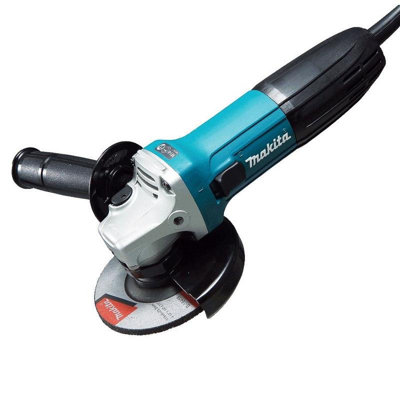 "Esmerilhadeira Angular 720 Watts 115mm (4.1/2"") - GA4530 - Makita"