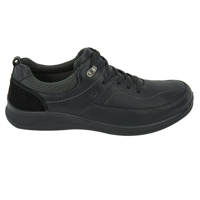 Zapato Casual Flexi Negro F50806