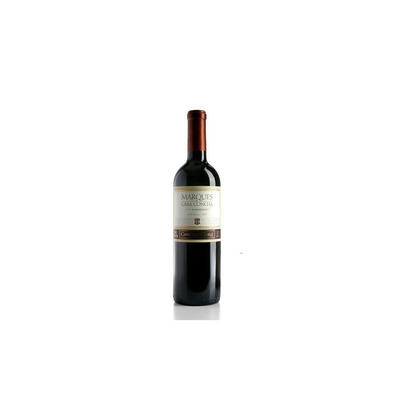 Vinho Fino Carménère 750ml - Marques de Casa Concha
