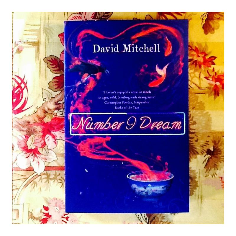 David Mitchell.  NUMBER 9 DREAM.