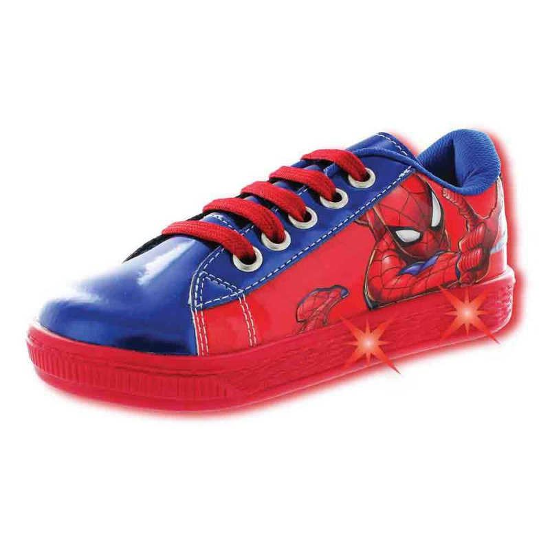 Sneakers Rojo De Spiderman T05757
