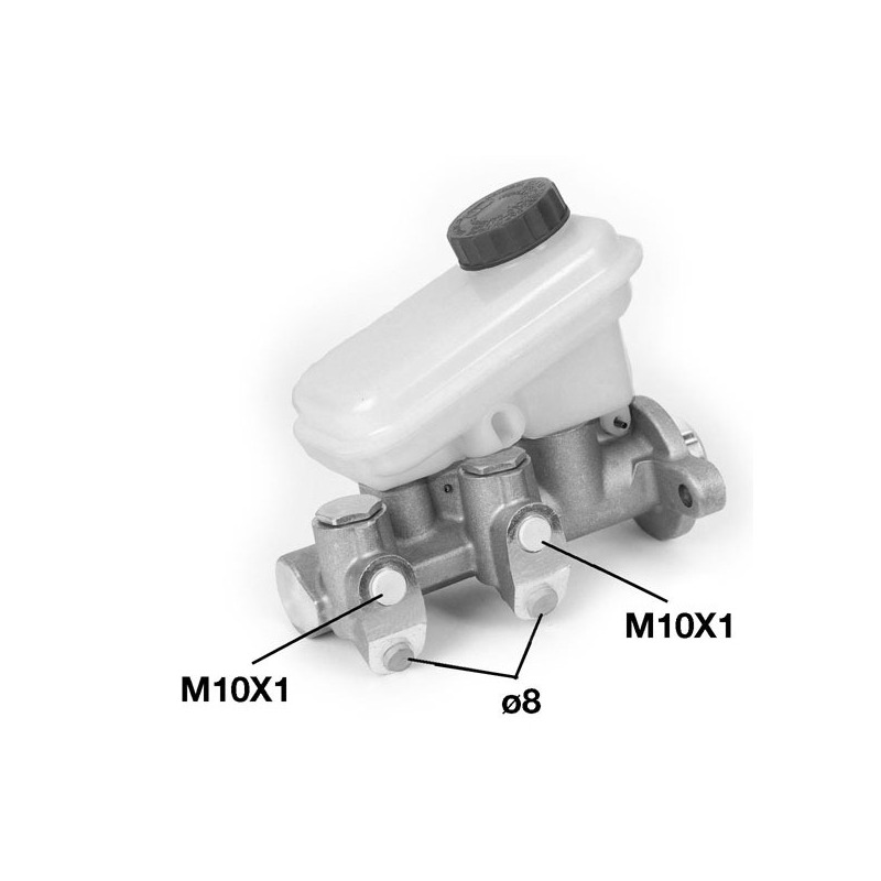 Cilindro/Bomba Freno Chevrolet / Gm: Cavalier, Z24 Lpr CFM2029
