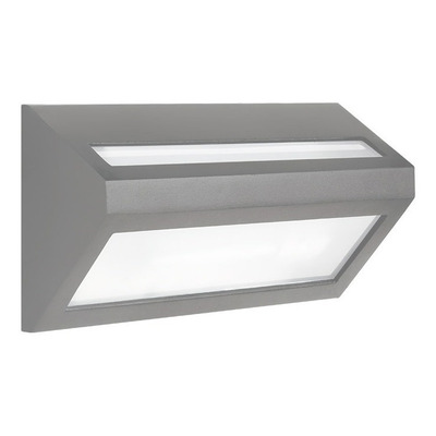 Aplique Bidireccional Aluminio Queen Lucciola Apto Led