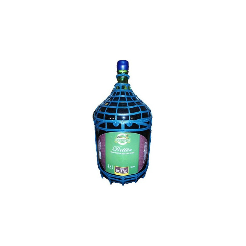 Vinho Tinto Suave Bordô 4,5 L - Don Patto