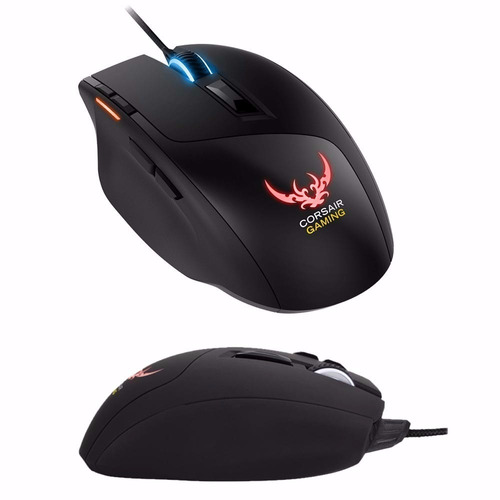 Mouse Gamer Retroiluminado Corsair Sabre Rgb 10000 Dpi