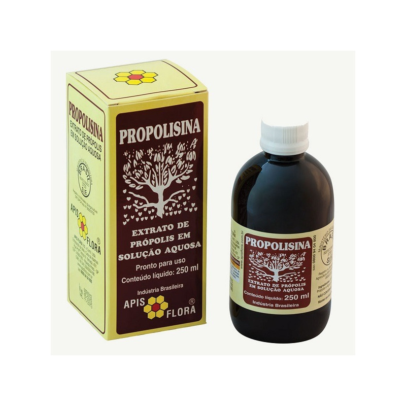 Propolisina (Extr. Propolis-Solucao Aquosa) 250ml Apis Flora