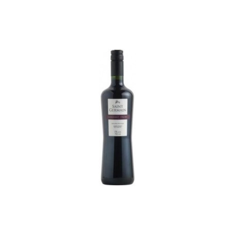 Vinho Fino Cabernet Sauvignon Saint Germain 750ML - Aurora