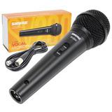 Shure Microfone SV 200 6858