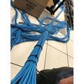 Peine para cables UTP - Organizador de boas